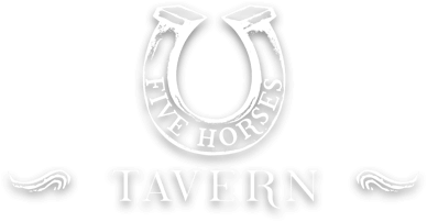 Five Horses Tavern logo