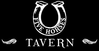 Five Horses Tavern logo